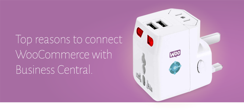 Connect WooCommerce with Business Central